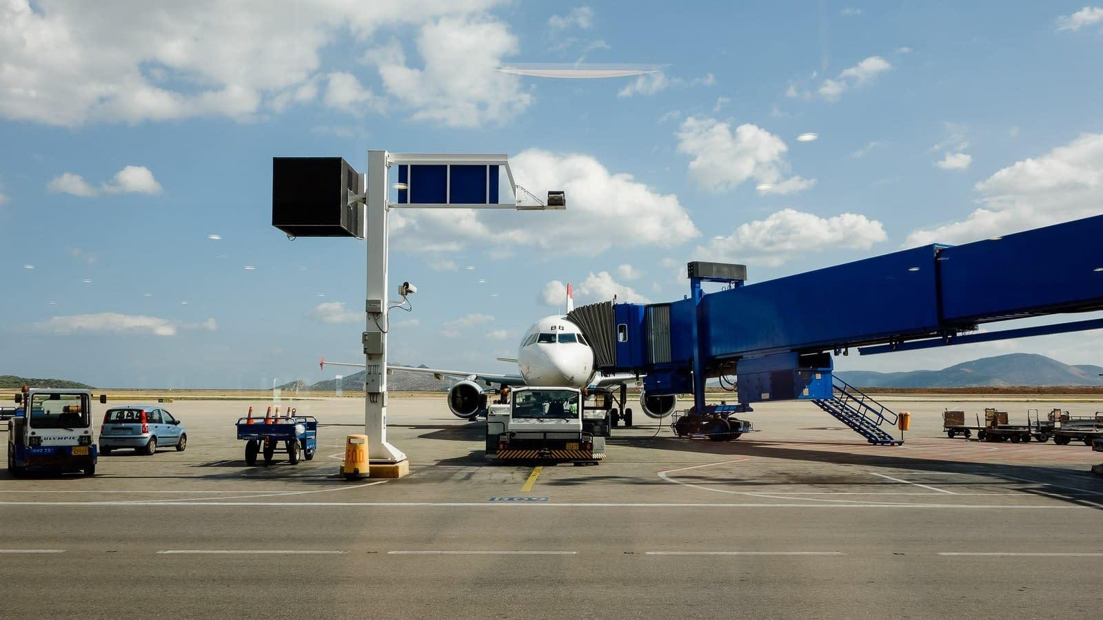 Flughafen Wien Gate
