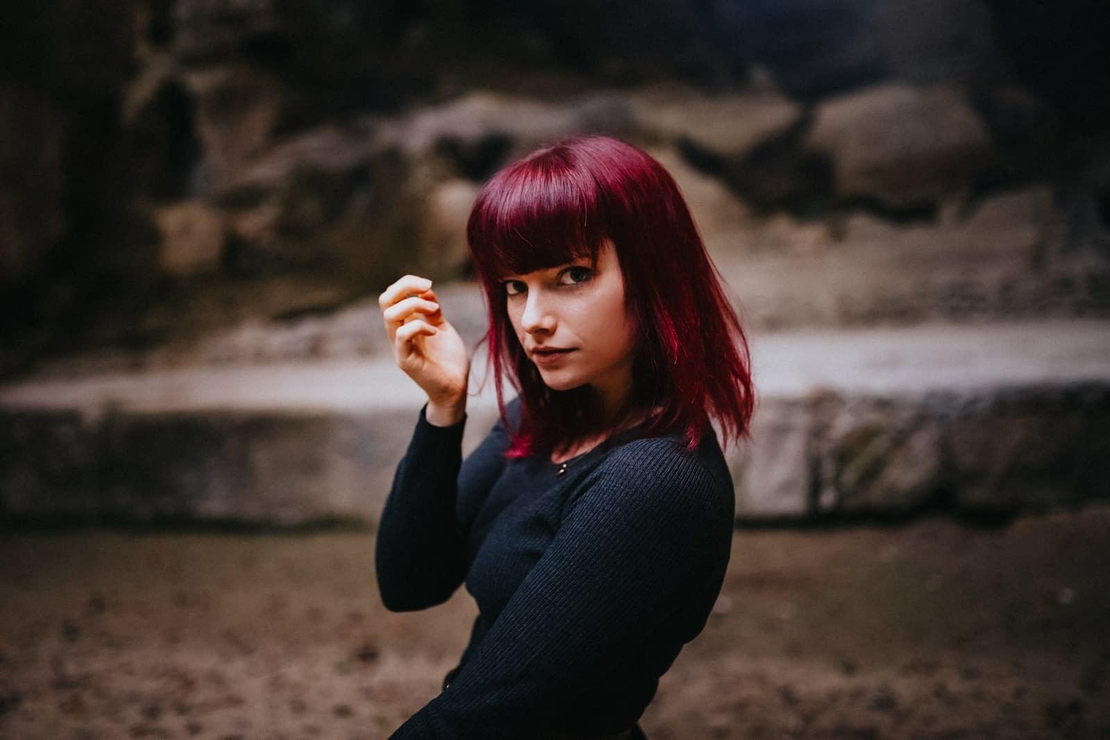 Portrait - Ariel