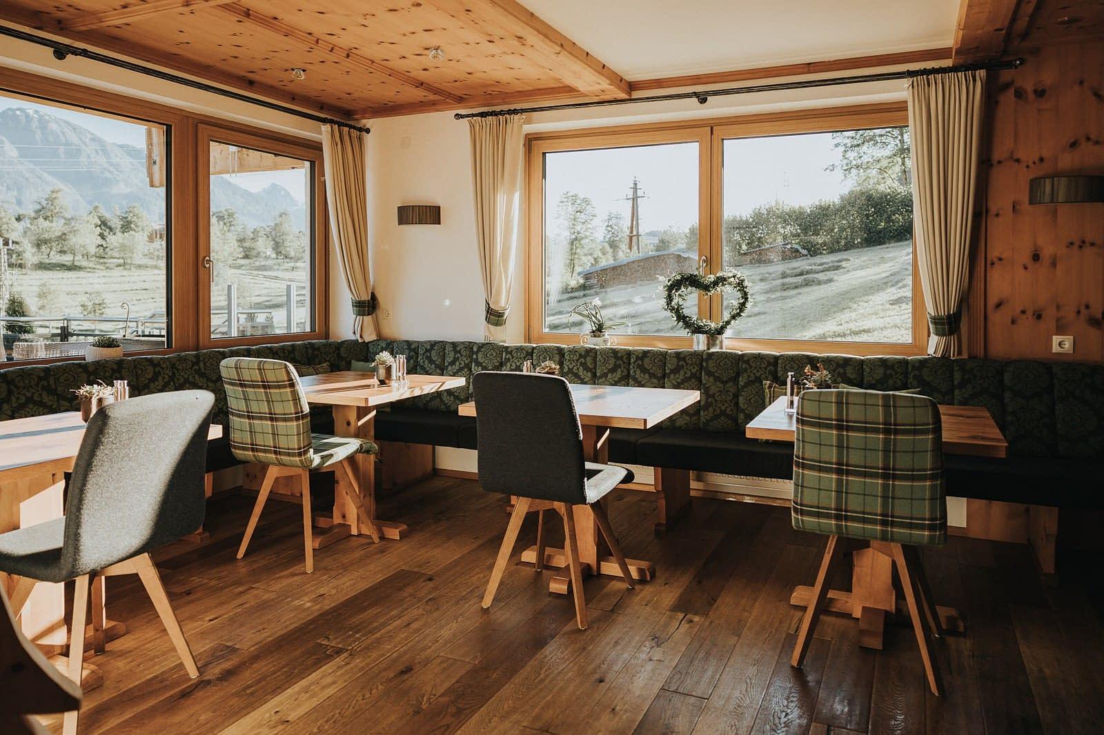 Speisesaal - Hotel Fotografie - Silberfux