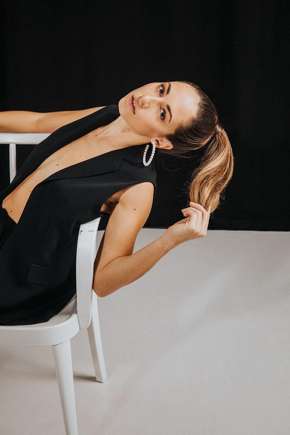 Studio Beauty Portrait Luisa