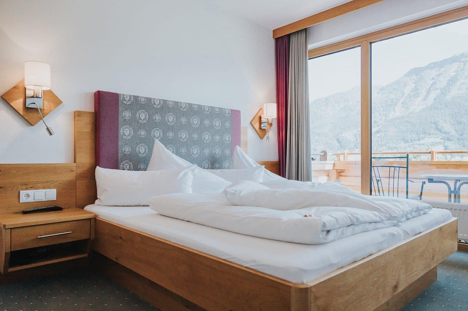 Hotel Zimmer - Hotel Fotografie - Silberfux