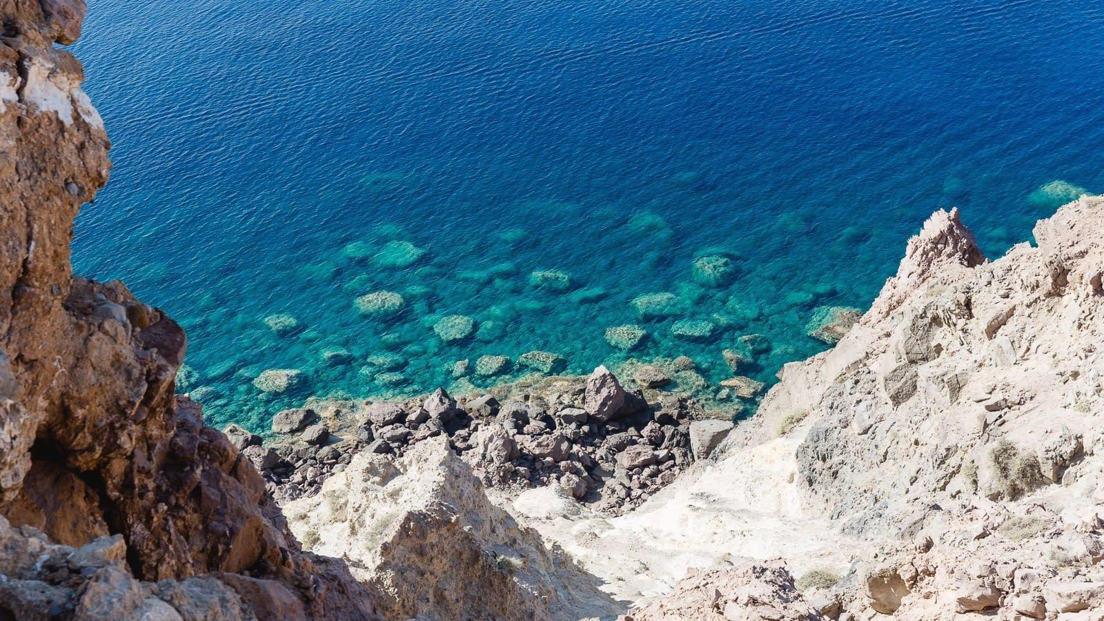 Kykladenurlaub Santorini