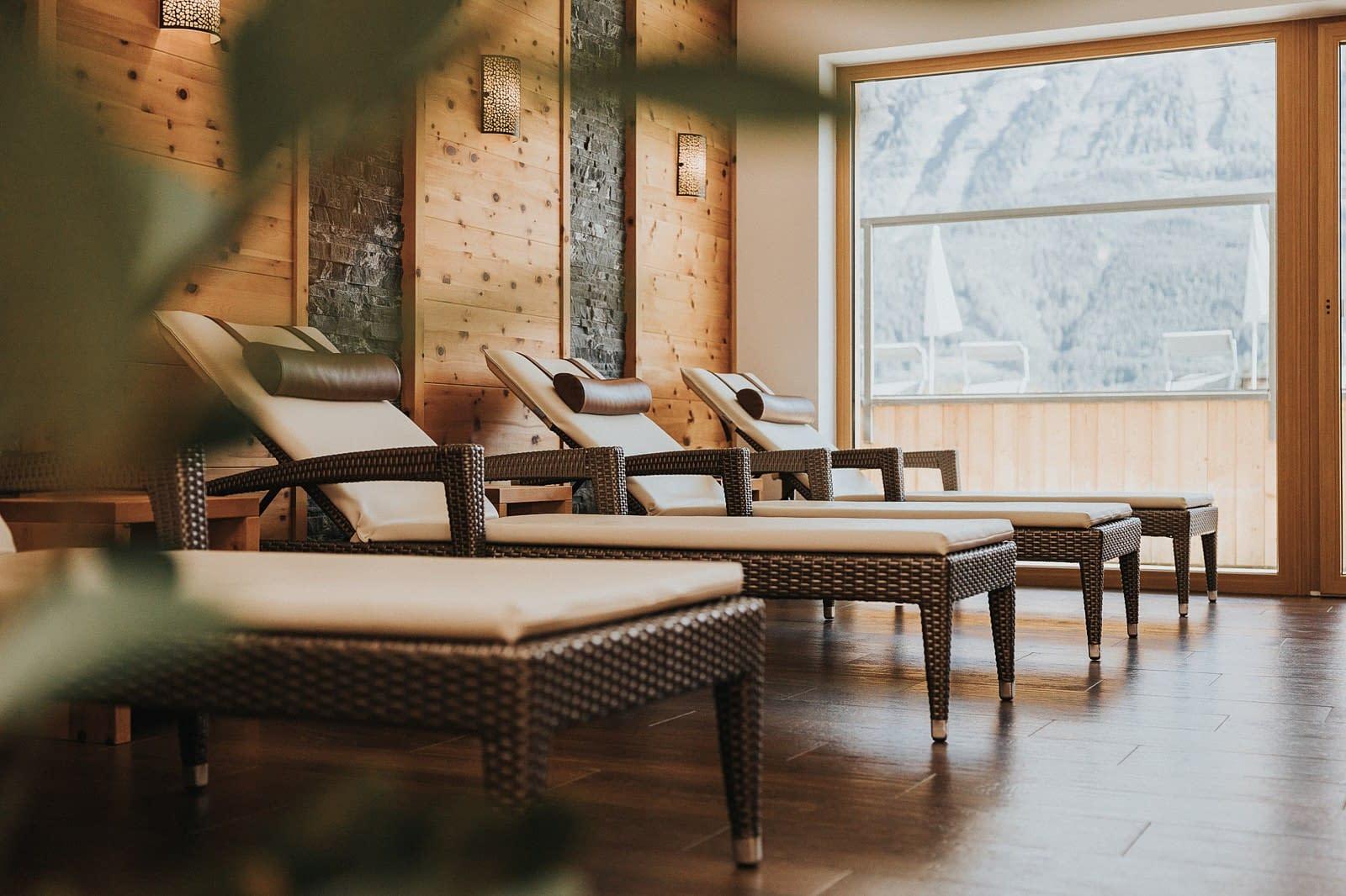 Spa - Hotel Fotografie - Silberfux