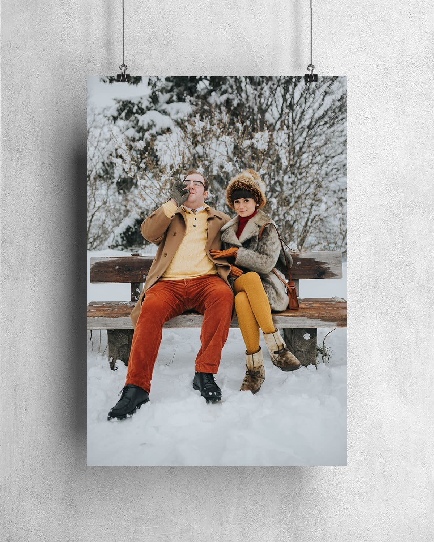 Poster - Winter Wonderland - 1960-06-05-Poster