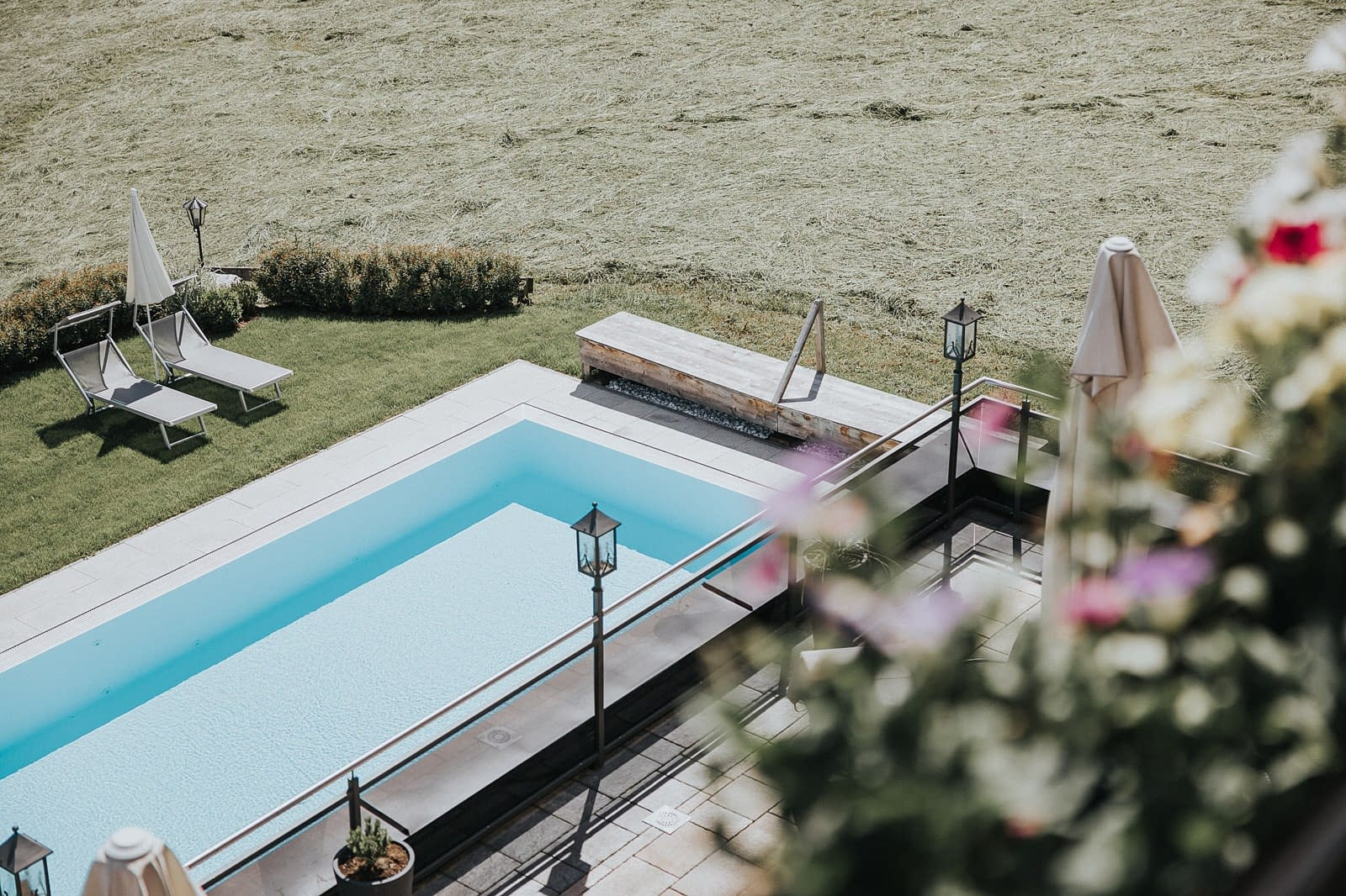 Pool - Hotel Fotografie - Silberfux