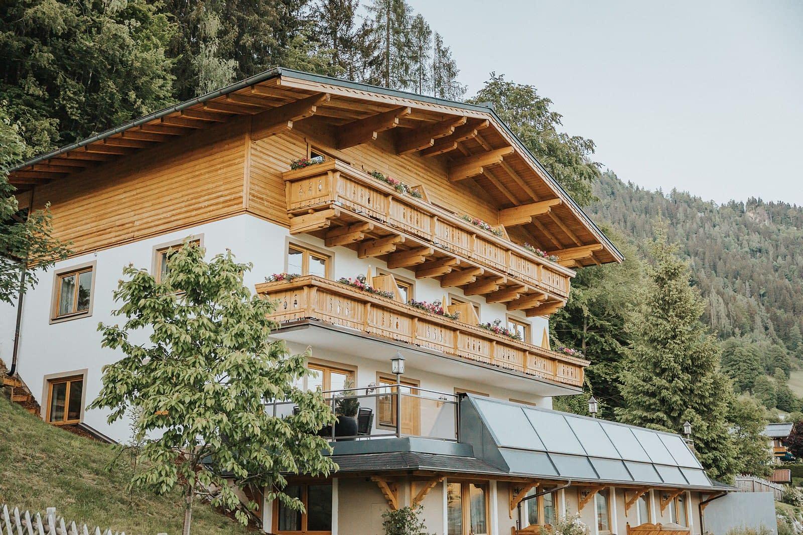 Außenansicht - Haus Sonnengold