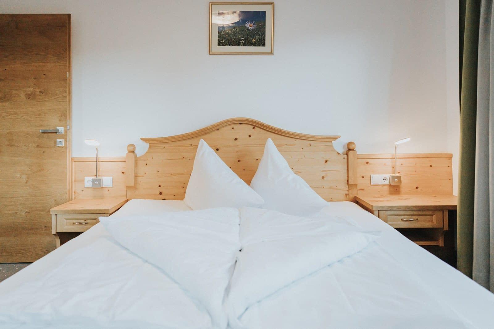 Schlafzimmer - Haus Sonnengold