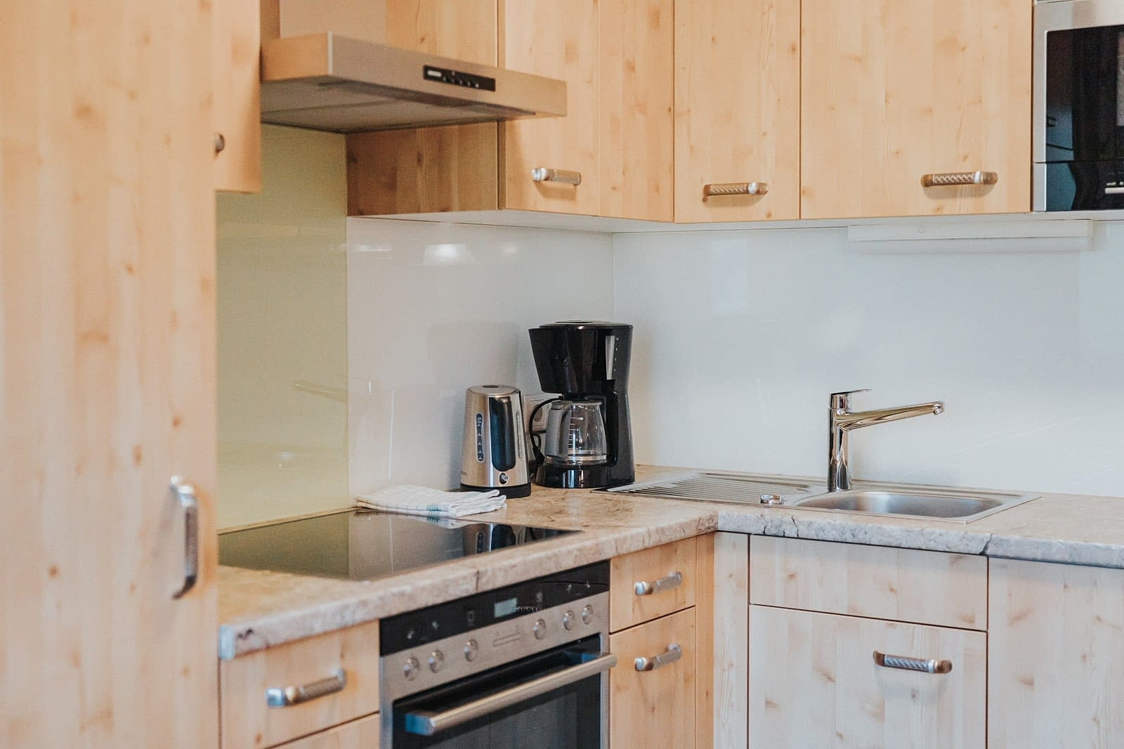 Küche - Haus Sonnengold