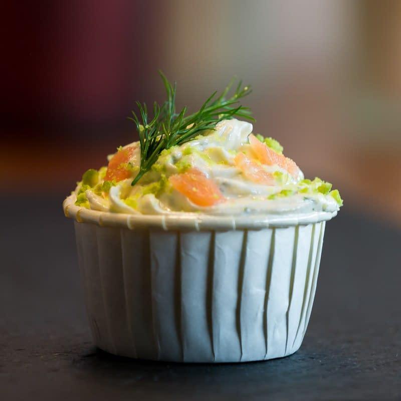 Couscous-Cupcake