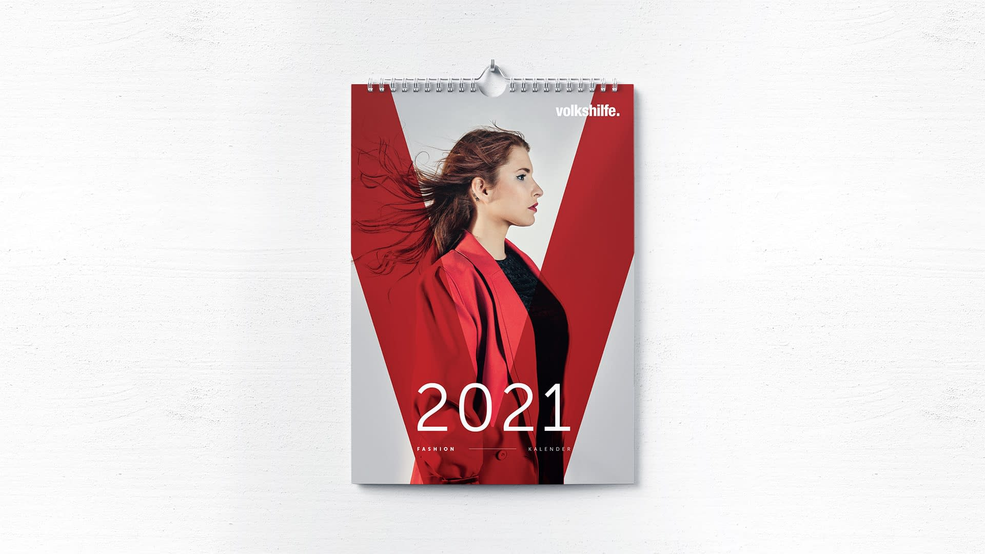 Cover – Volkshilfe Fashion Kalender