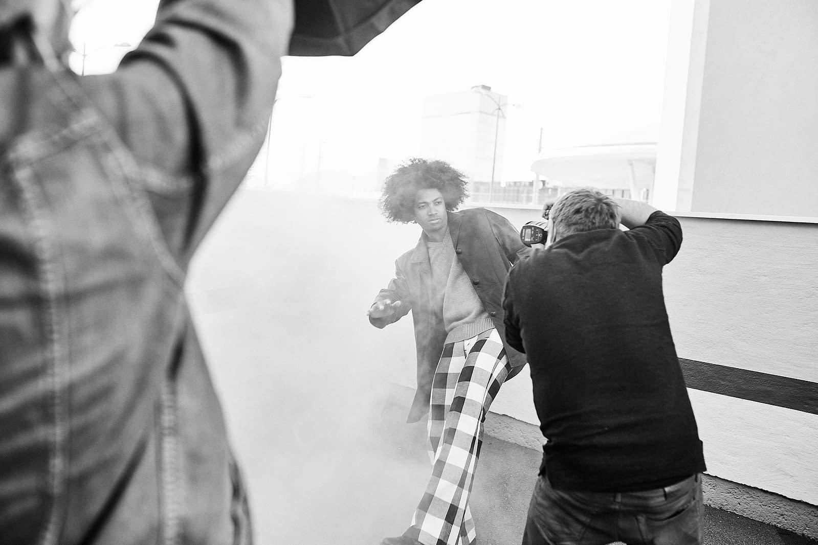 Yosliem – Behind the Scenes