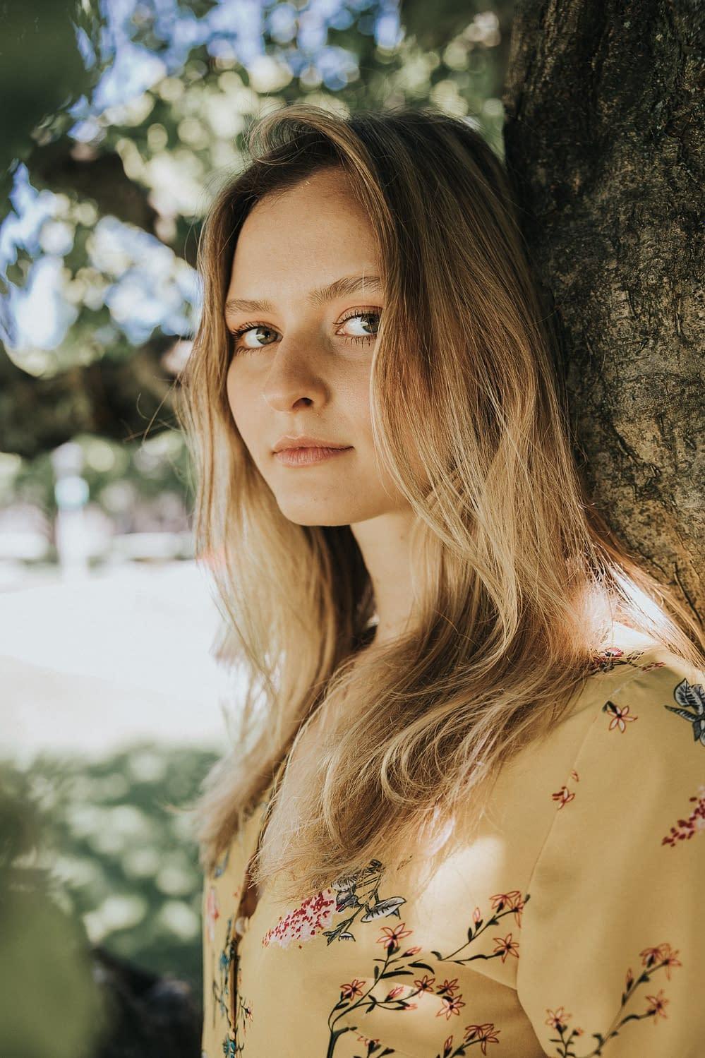 Künstler Portrait Anastasia Churakova