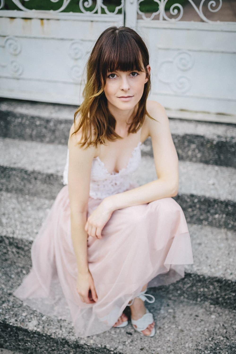 Street Fashion Portrait of Lisa