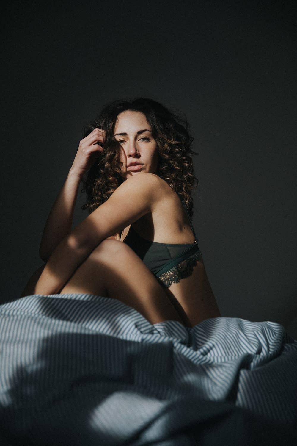Portrait Lusia - Homestory