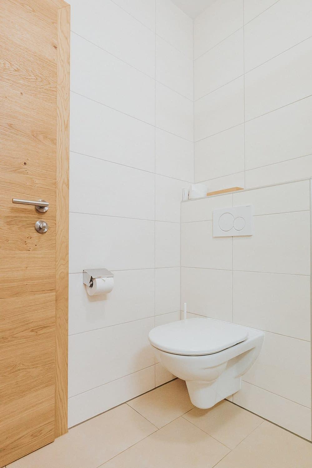 Toilette - Hotel Fotografie - Silberfux