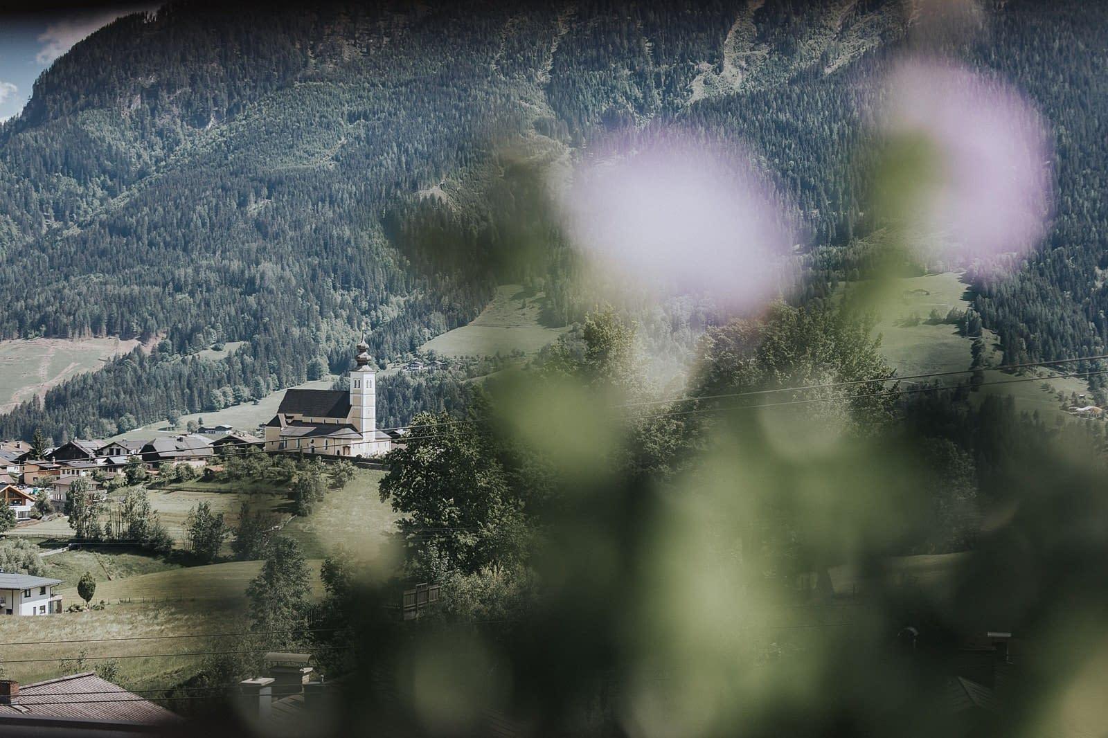 Kirchturm - Hotel Fotografie - Silberfux