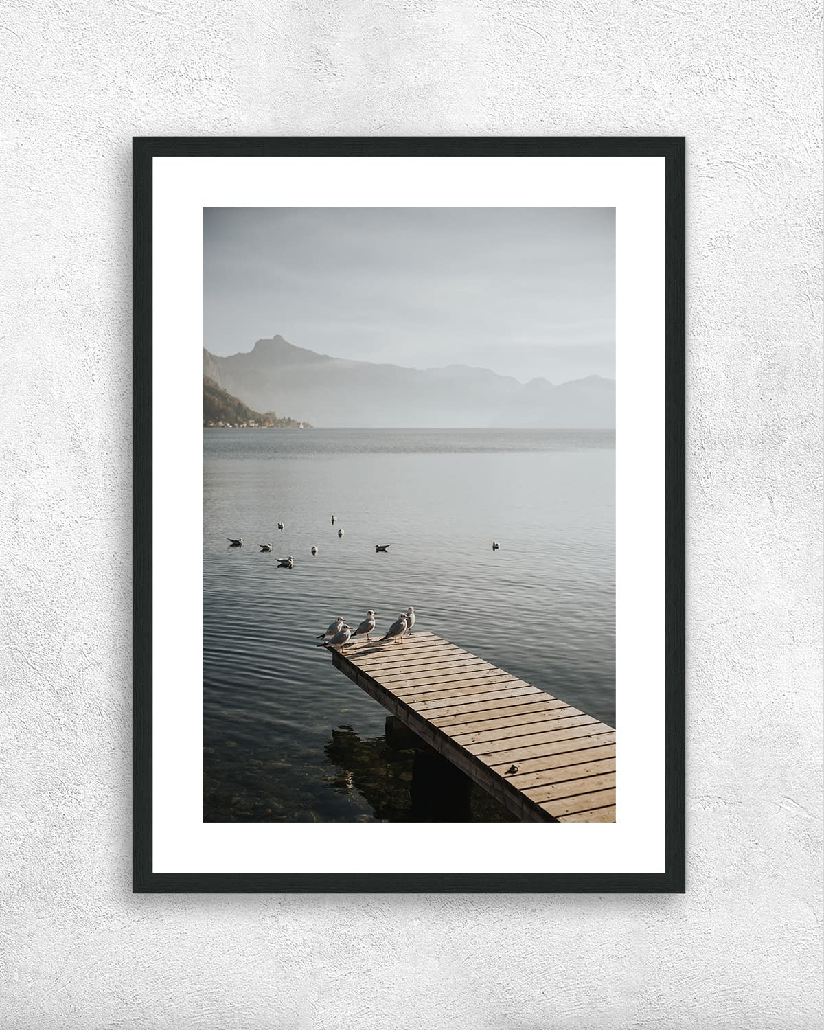 Attersee Early Bird - Print