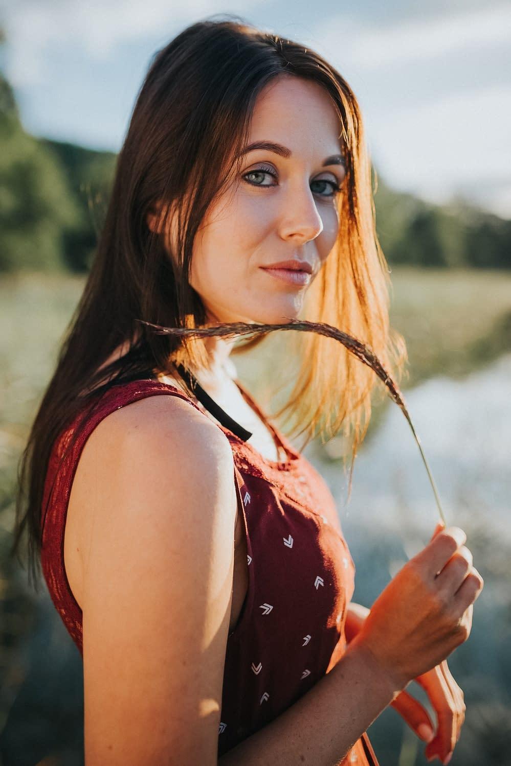 Natur Portrait - Manuela