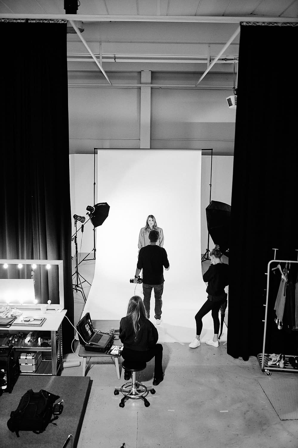 Marie – Behind the Scenes