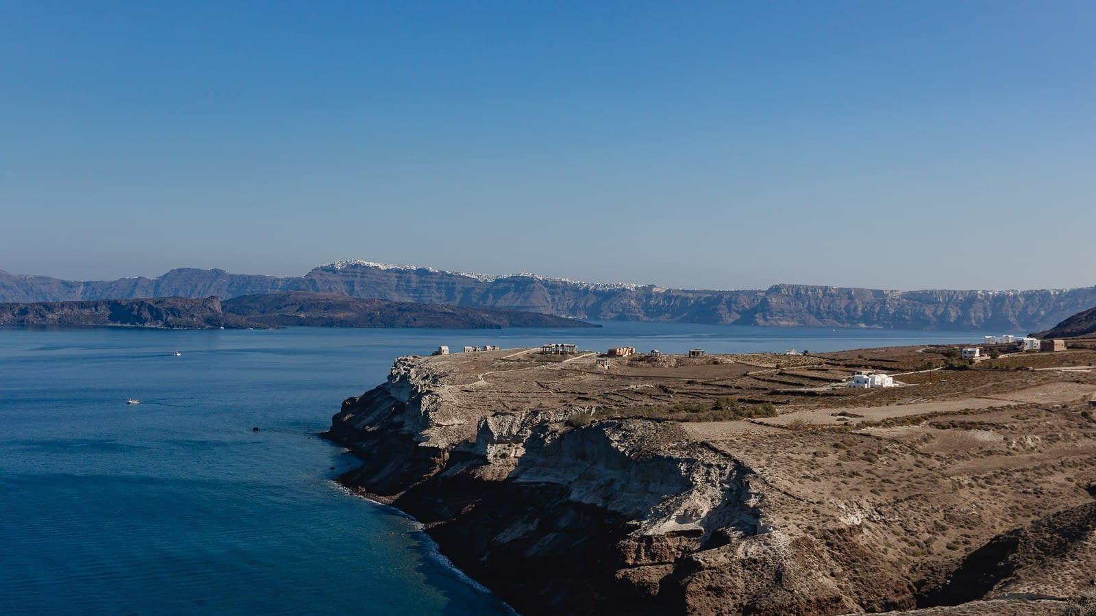 Panorama Santorini