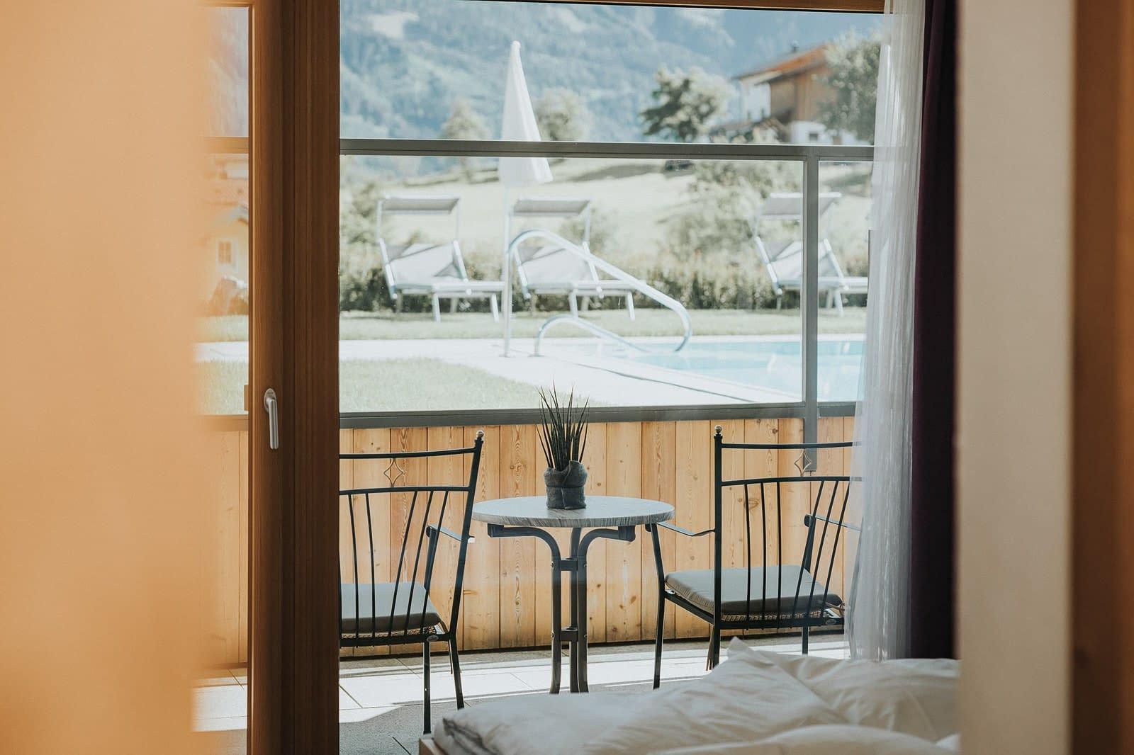 Schlafzimmer - Hotel Fotografie - Silberfux