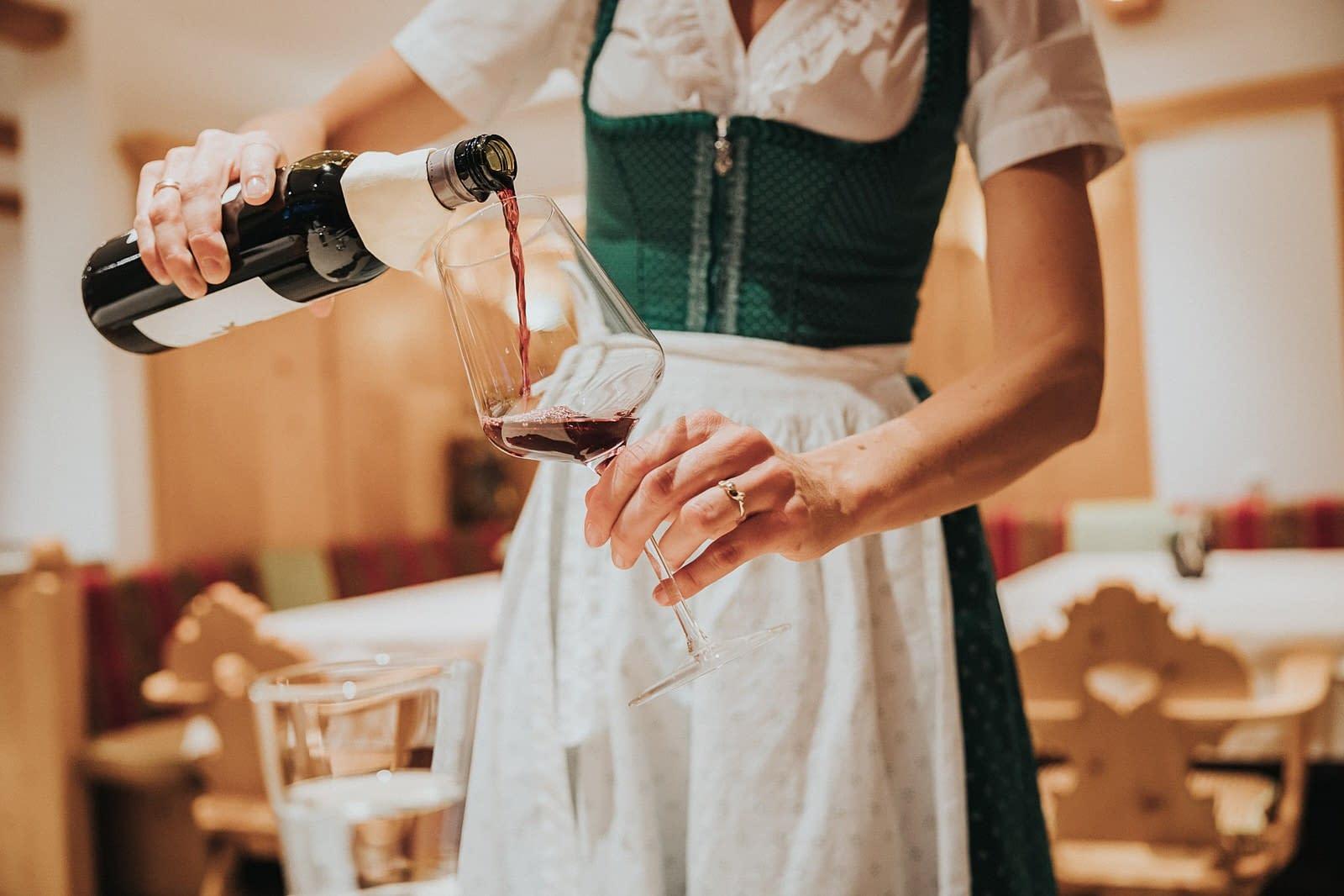 Wein - Hotel Fotografie - Silberfux