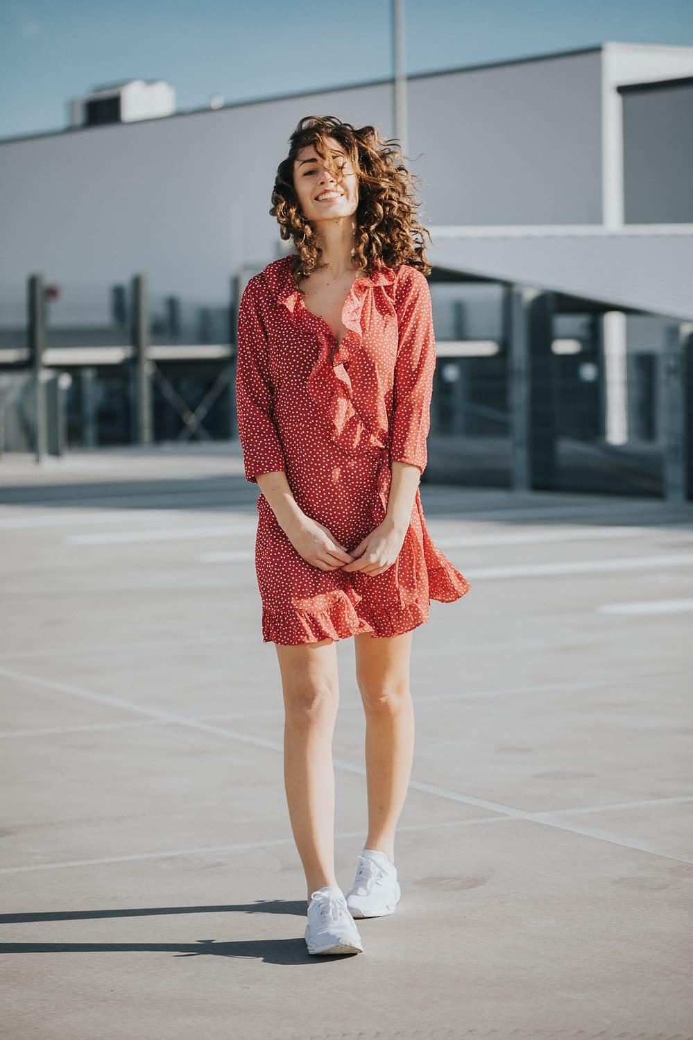 Portrait Luisa - Lifestyle Mode Fotografie