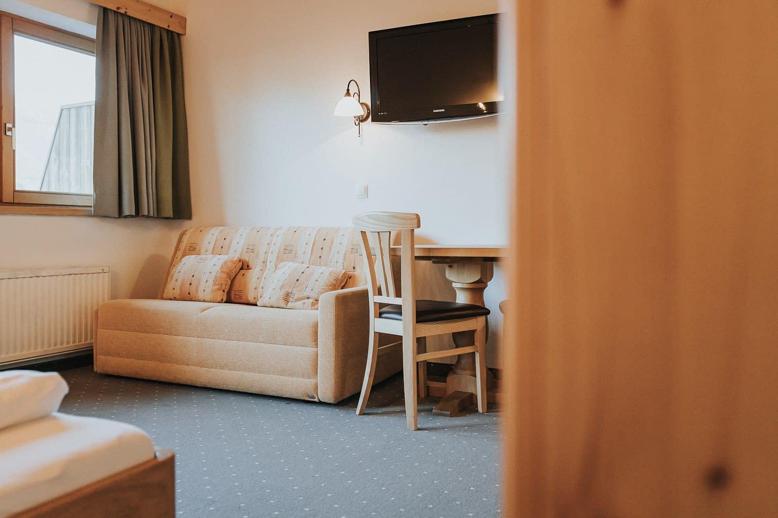 Wohnraum / Schlafzimmer - Haus Sonnengold