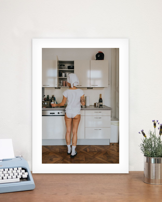 Raw. Honest. Real 3 - Fine Art Print - NZUP-012-01