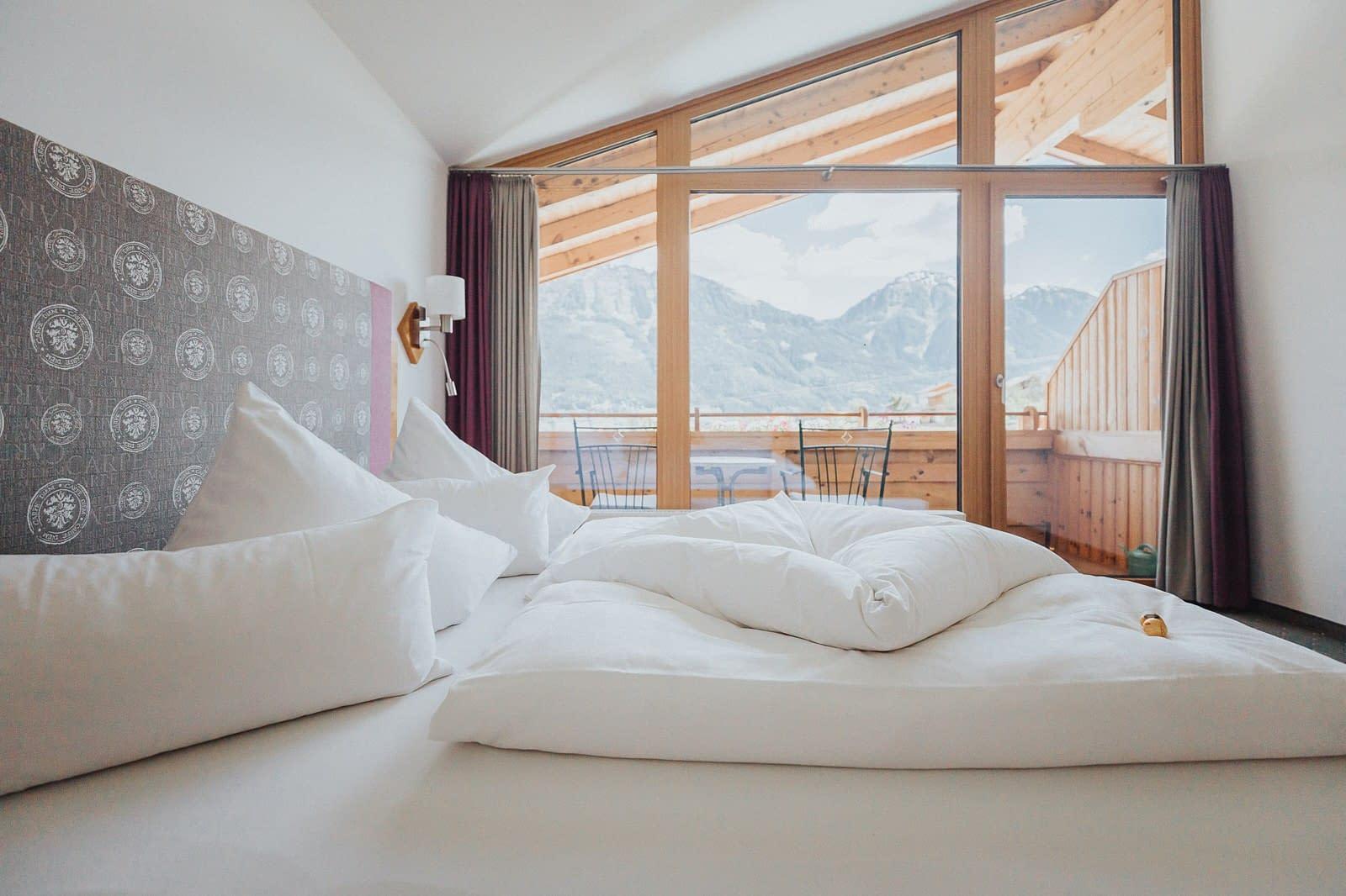 Hotelzimmer - Hotel Fotografie - Silberfux
