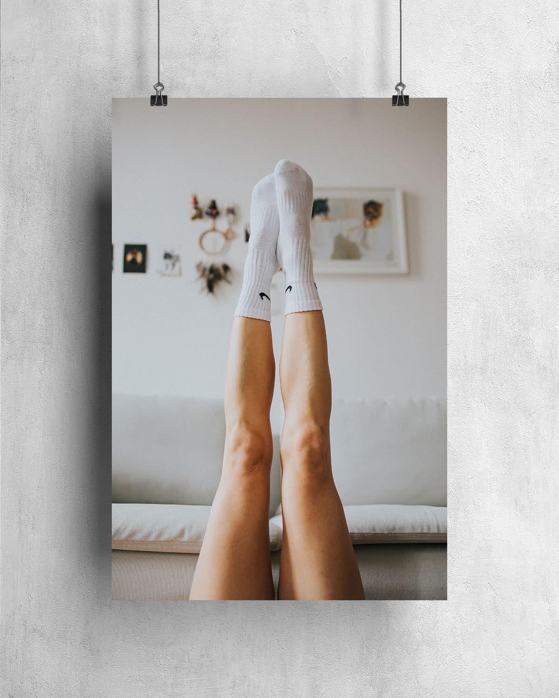 Poster - Upside down - NZUP-003-05