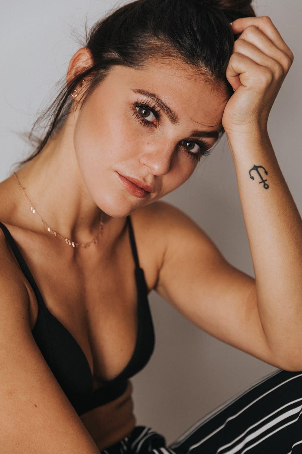 Studio Portrait - Jenny