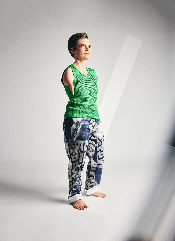 Liz – Volkshilfe - Fashion Editorial
