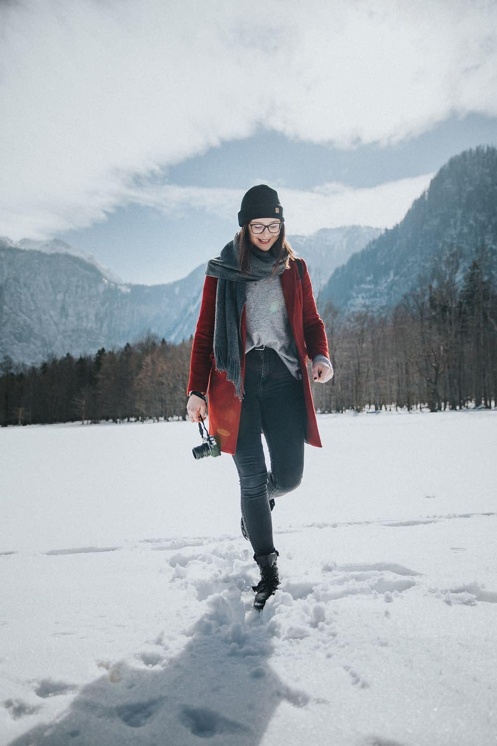Natur Lifestyle Portrait mit Anna