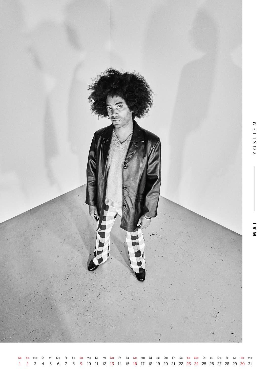 Mai - Volkshilfe Fashion Kalender 2021 - Yosliem