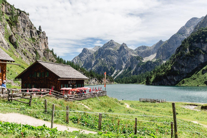 Tappenkarseehütte