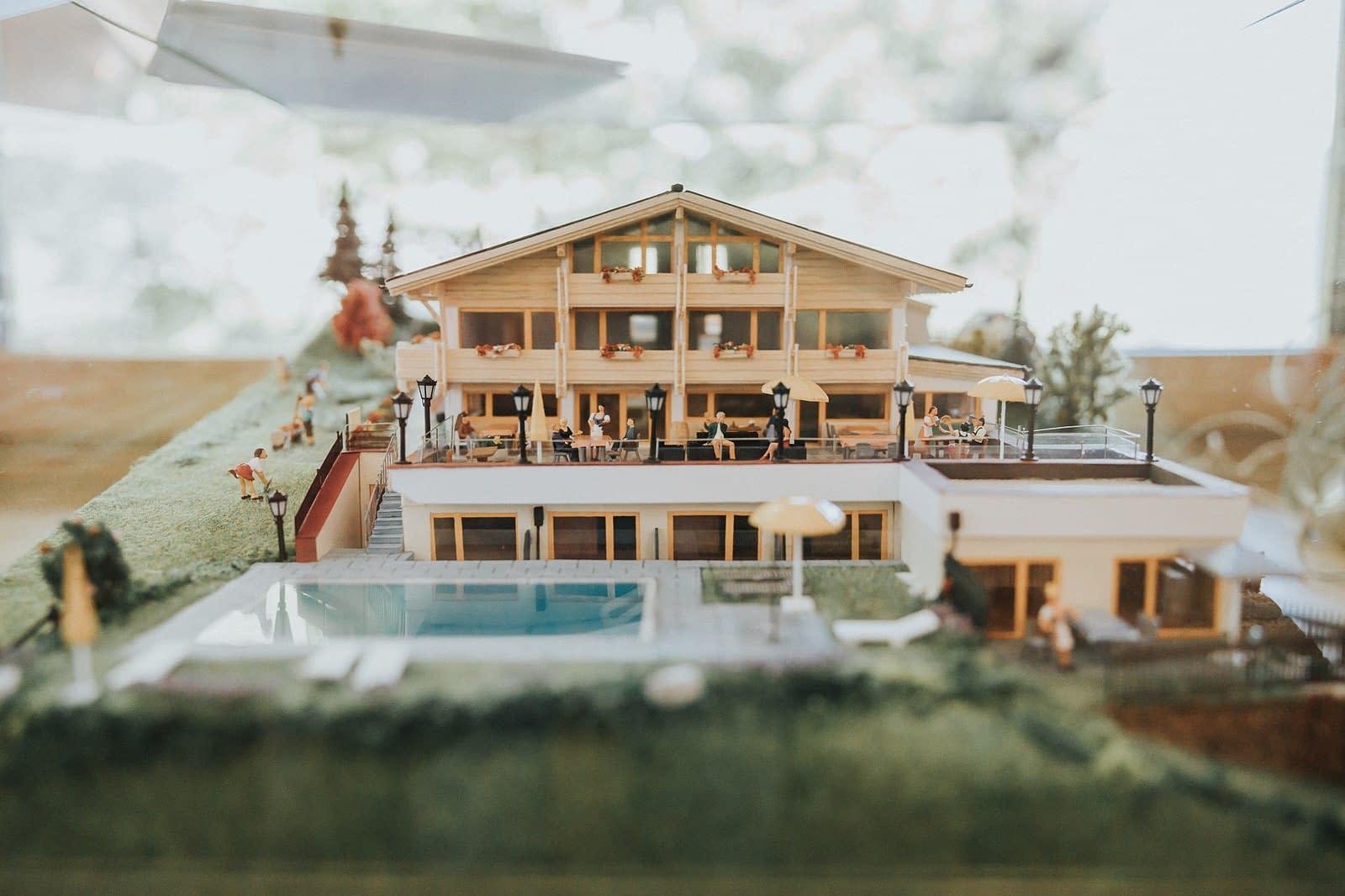 Detail - Hotel Fotografie - Silberfux