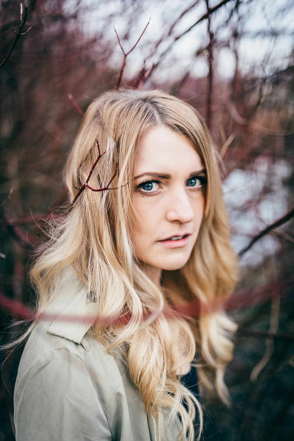 Portrait - Kristina