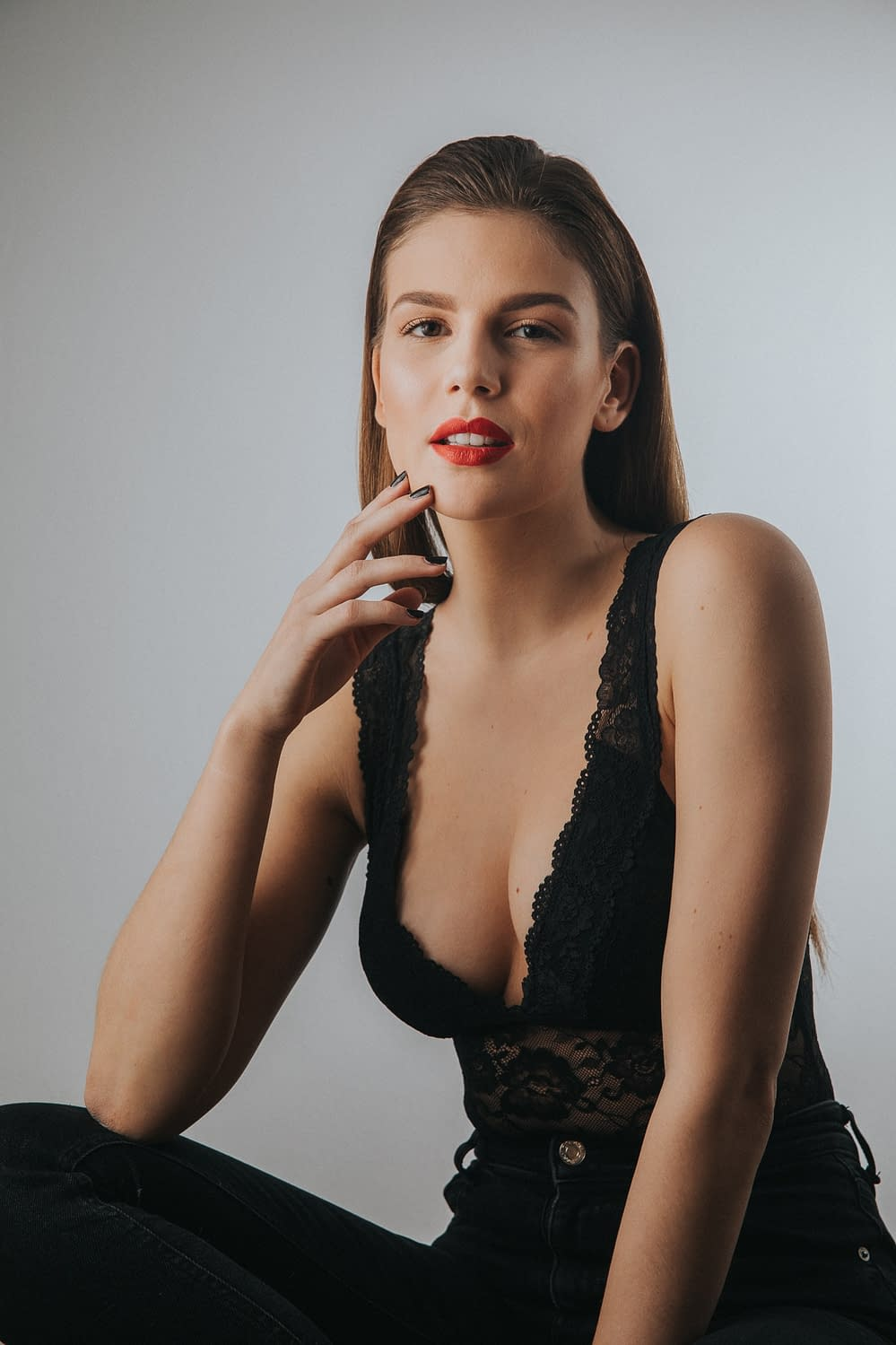 Model Test - Lejla - Beauty Portrait