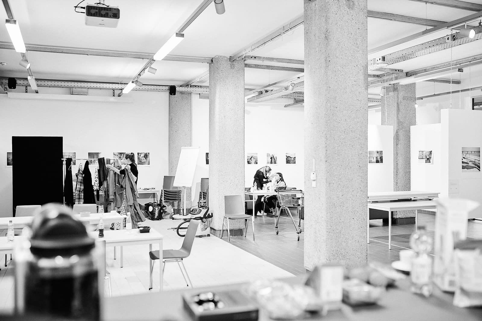 Prager Fotoschule – Behind the Scenes