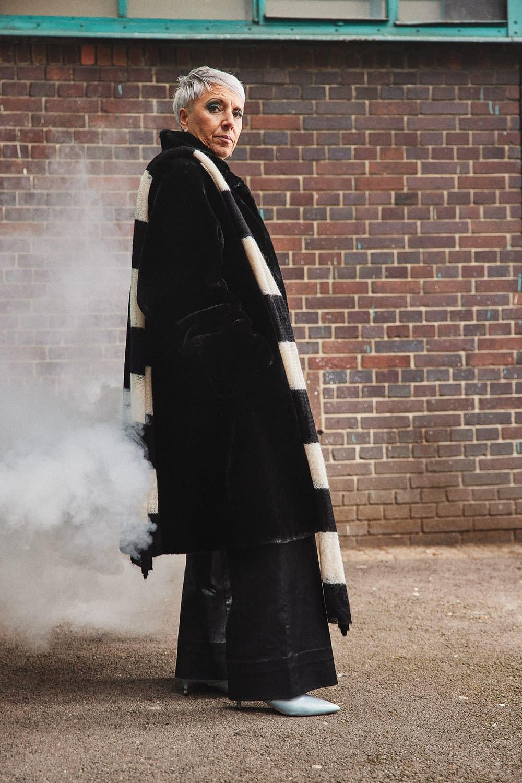 Andrea – Volkshilfe - Fashion Editorial